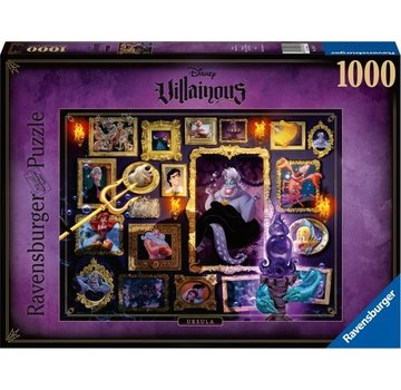 Ravensburger Disney Villainous - Ursula 1000 Puzzle Pieces