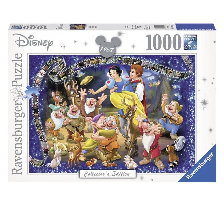Disney Sneeuwwitje Puzzel 1000 Stukjes