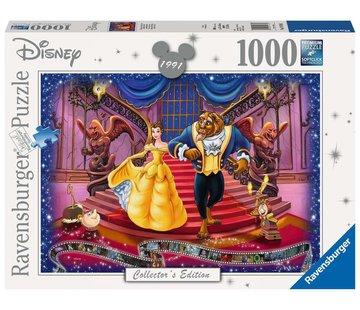 Ravensburger Disney Beauty and the Beast Puzzel 1000 Stukjes
