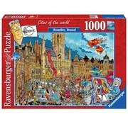 Ravensburger Fleroux Brussel Puzzel 1000 Stukjes