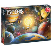 Jumbo Floating In Outer Space Puzzel 1500 Stukjes