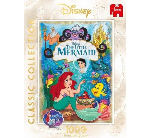 Jumbo Classic Collection - Disney The Little Mermaid Puzzel 1000 stukjes