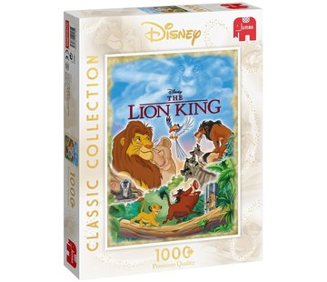 Jumbo Classic Collection - Disney The Lion King Puzzel 1000 stukjes
