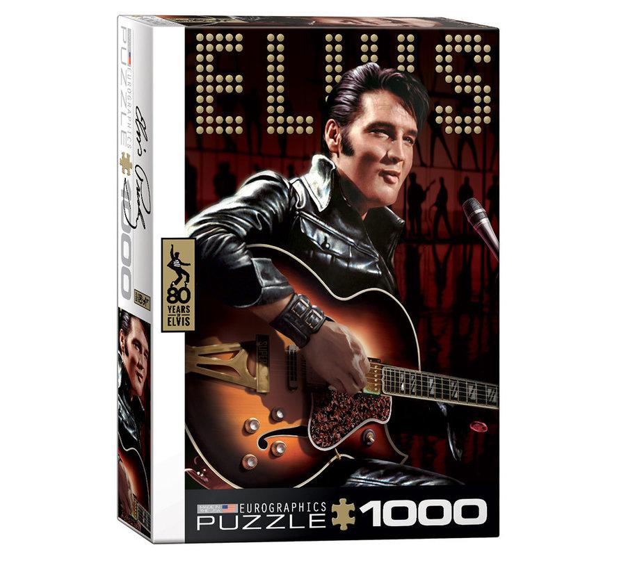 Elvis Presley Comeback Special Puzzel 1000 Stukjes