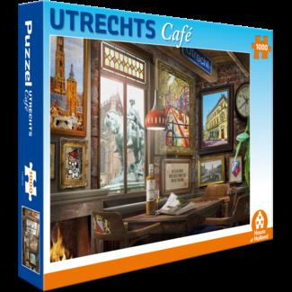 House of Holland Utrecht Café Puzzle 1000 Stück
