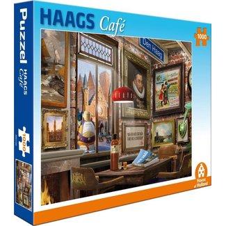 House of Holland Haags Café Puzzel 1000 Stukjes