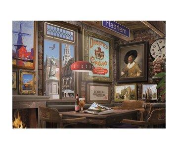 House of Holland Haarlems Café Puzzel 1000 Stukjes