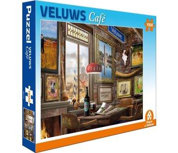 House of Holland Veluws Café Puzzel 1000 Stukjes