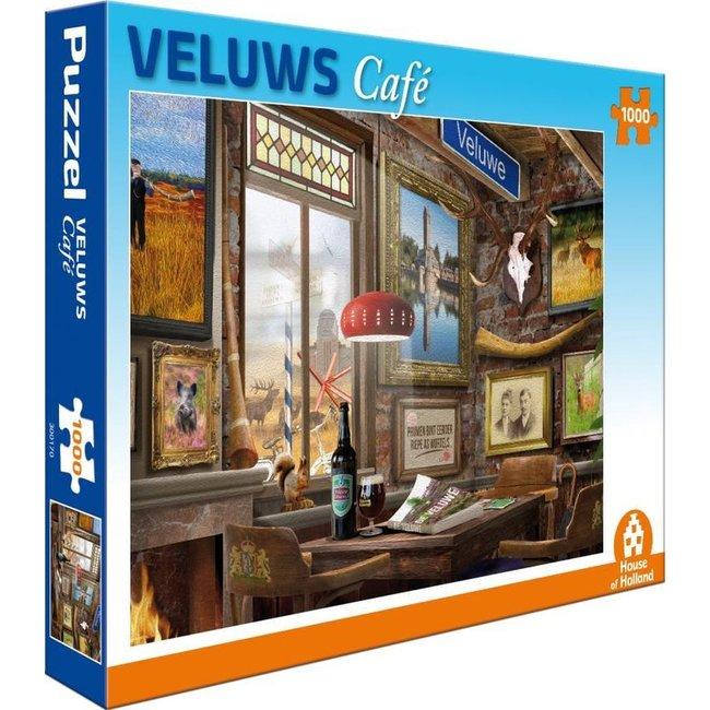 House of Holland Veluwe Café Puzzle 1000 Stück