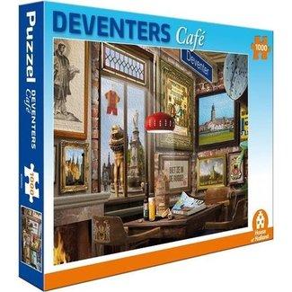 House of Holland Deventers Café Puzzle 1000 Stück