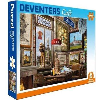 House of Holland Deventers Café Puzzel 1000 Stukjes