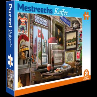 House of Holland Mestreechs Café Puzzel 1000 Stukjes