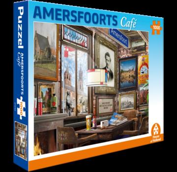 House of Holland Amersfoorts Café Puzzel 1000 Stukjes