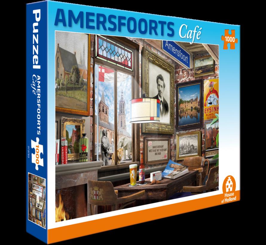 Amersfoorts Café Puzzel 1000 Stukjes