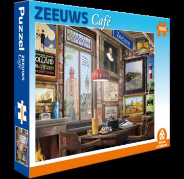 House of Holland Zeeuws Café Puzzel 1000 Stukjes