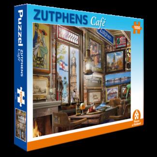 House of Holland Zutphens Café Puzzel 1000 Stukjes