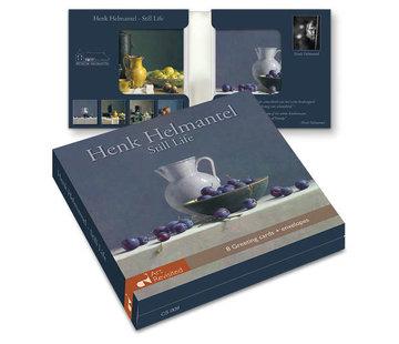 Art Revisited Kaartenmapje Henk Helmantel- Still Life 8 Kaarten
