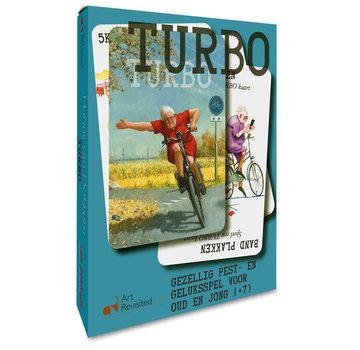 Art Revisited Turbo (pest- en geluksspel) – Marius van Dokkum