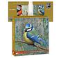 Kaartenmapje Erik van Ommen – Birds 8 Stuks
