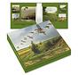 Kaartenmapje Rien Poortvliet Natuur – Vogels 8 Stuks