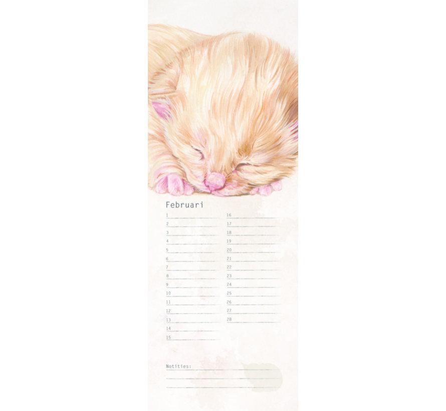 Katten Verjaardagskalender