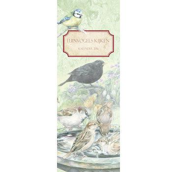 AnimalPrints Vogel Verjaardagskalender