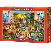Castorland Coming to Room Puzzel 1000 Stukjes