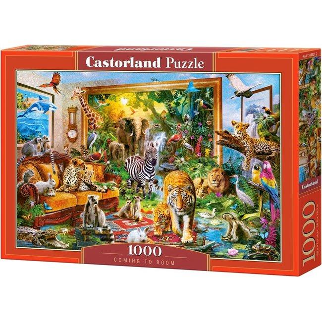 Castorland Kommen zu Room 1000 Puzzle Pieces