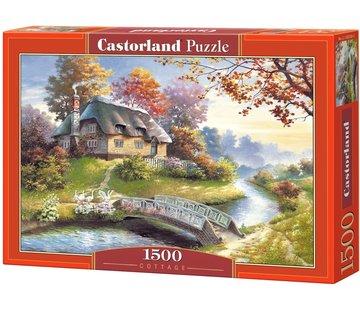 Castorland Cottage Puzzel 1500 Stukjes