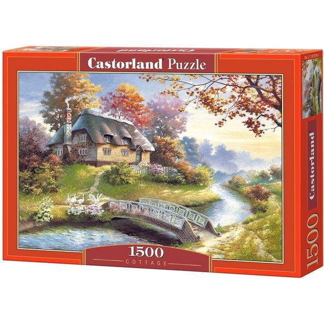 1500 Cottage Puzzle Pieces