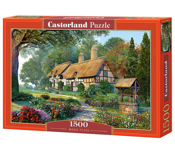 Castorland Magic Place Puzzel 1500 Stukjes