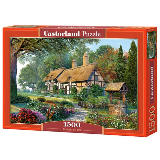 Castorland Magie Platz Puzzle Pieces 1500