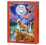 Castorland Wolfs Night Puzzle 1500 Pieces