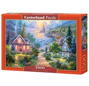 Castorland Coastal Living 1500 Puzzle Pieces