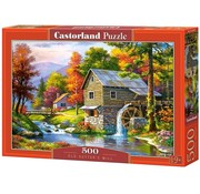 Castorland Old Sutter's Mill 500 Puzzle Pieces