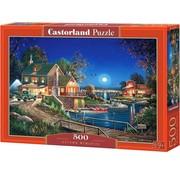 Castorland Autumn Memories Puzzel 500 Stukjes