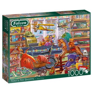 Falcon Tony's Top Shoppe Puzzel 1000 Stukjes