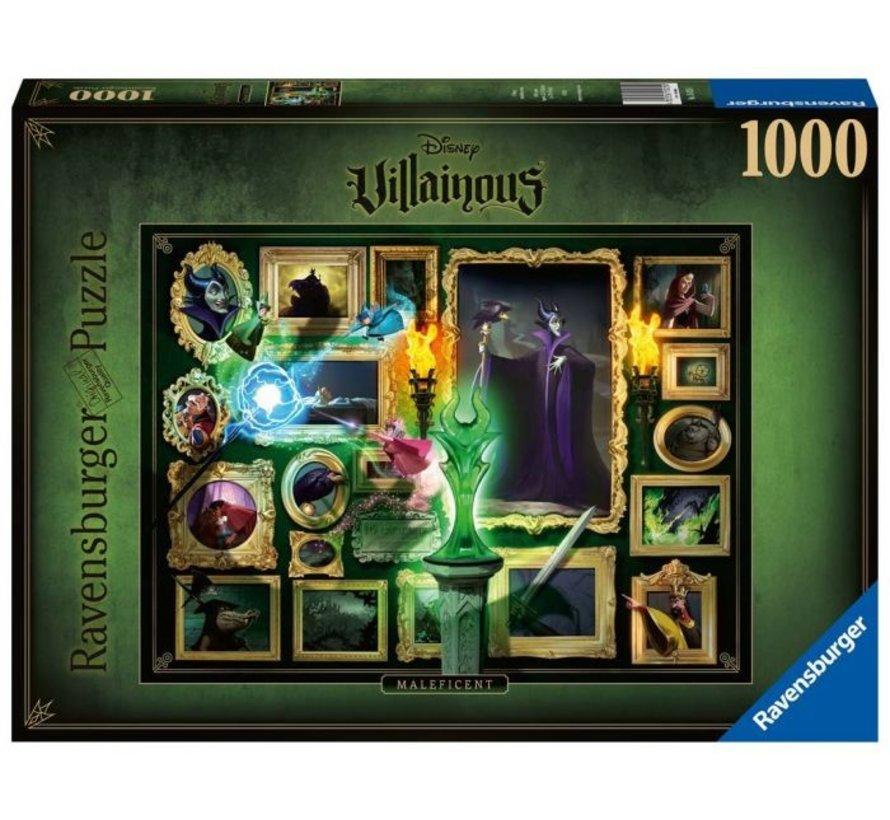 Disney Villainous - Malificent Puzzel 1000 Stukjes