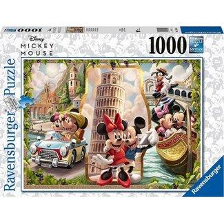 Ravensburger Disney Mickey Mouse Puzzle 1000 Stück