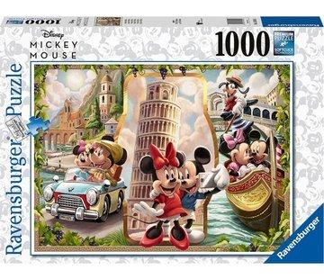 Ravensburger Disney Mickey Mouse Puzzel 1000 Stukjes