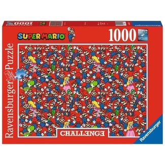 Ravensburger Super Mario (challenge) Puzzel 1000 Stukjes