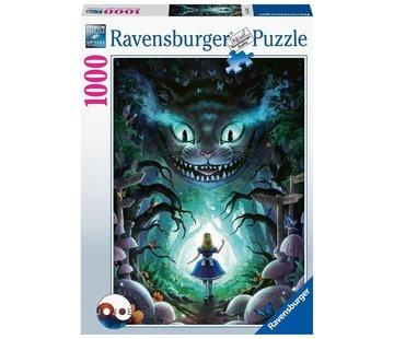 Ravensburger Disney Avonturen met Alice Puzzel 1000 Stukjes
