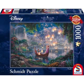 Schmidt Puzzle Puzzel Disney Rapunzel 1000 Stukjes