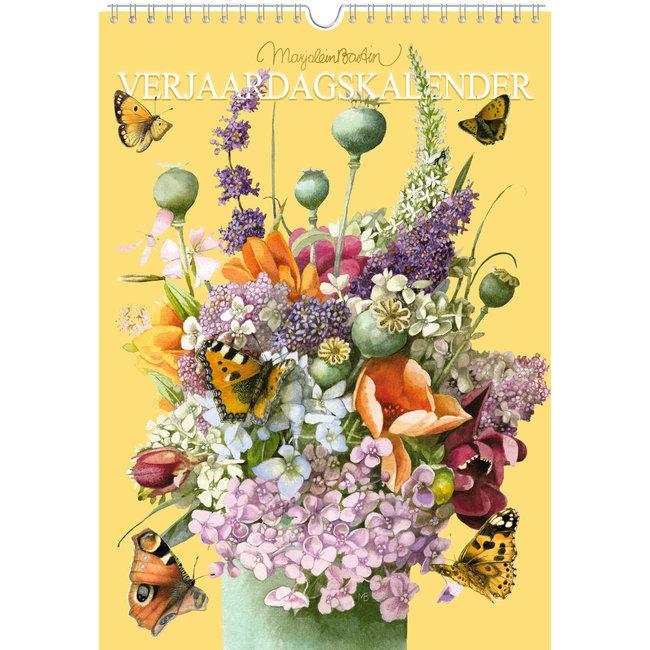 Marjolein Bastin Birthday Calendar