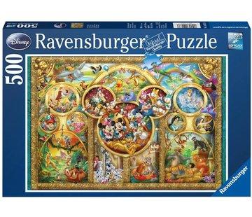 Ravensburger Disney Familie Puzzel 500 Stukjes