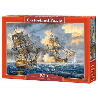 Castorland Firing Back Puzzel 500 Stukjes