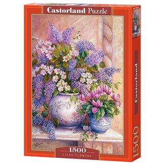 Castorland Lilac Flowers Puzzel 1500 Stukjes