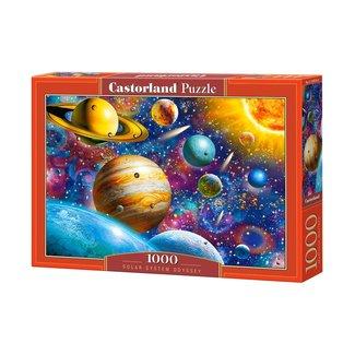 Castorland Solar System Odyssey Puzzel 1000 Stukjes