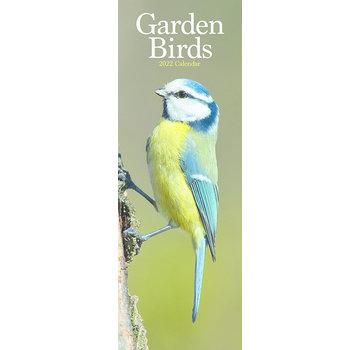 Avonside Garden Birds Calendar 2022 Slimline