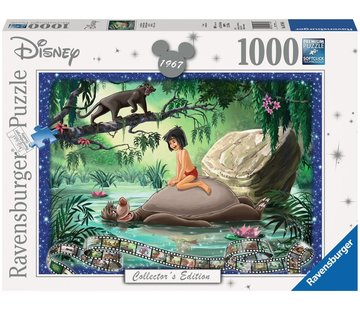 Ravensburger Disney Jungle Book Puzzle 1000 Pieces
